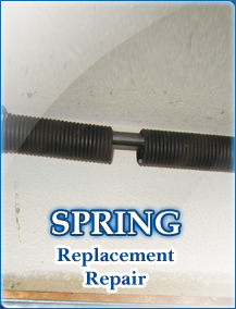 Mooresville NC GARAGE DOOR spring services