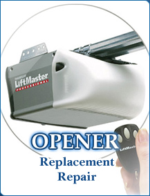 Mooresville NC GARAGE DOOR opener services